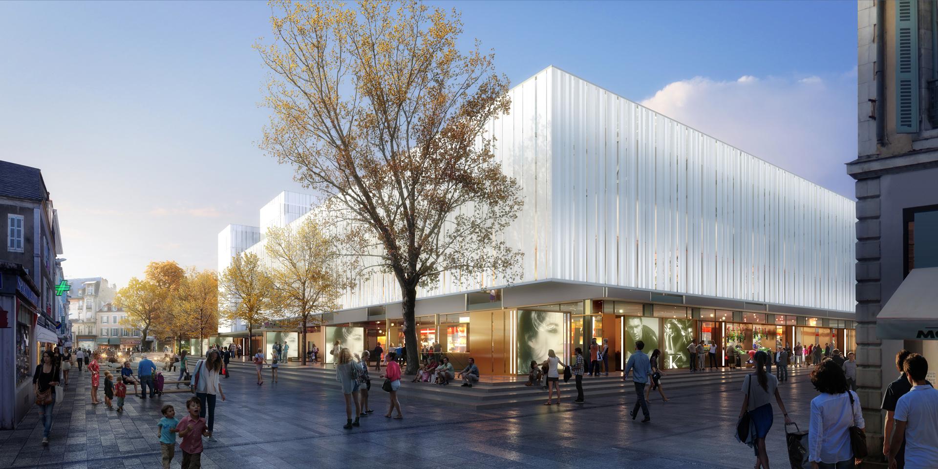 Perspective de concours-LCR_Architectes_Complexe de la République