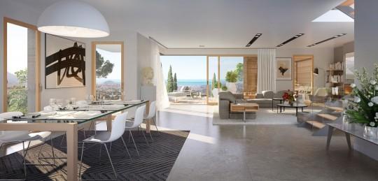 Jean-Paul GOMIS ARCHITECTURE_GRENADINES & cie_Agence de communication_ALTAREA COGEDIM_Promoteur_Perspective immobilière_Projet Nice Gairaut