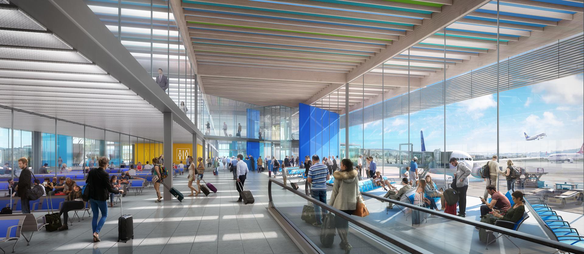 MAP-Aeroport Marseille Provence-VUE PASSERELLE_full