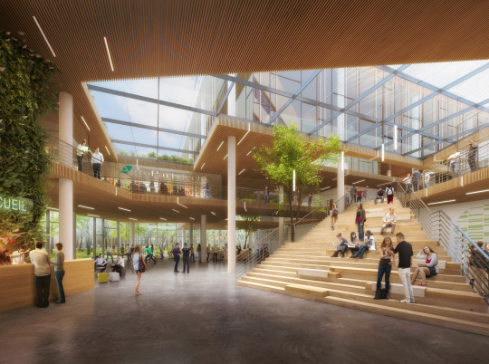B. SAUNIER-Projet Saclay-VUE HALL_alter_FULL
