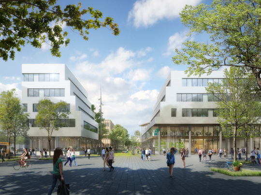 B. SAUNIER-Projet Saclay-VUE PARVIS JOUR_mdf2_FULL